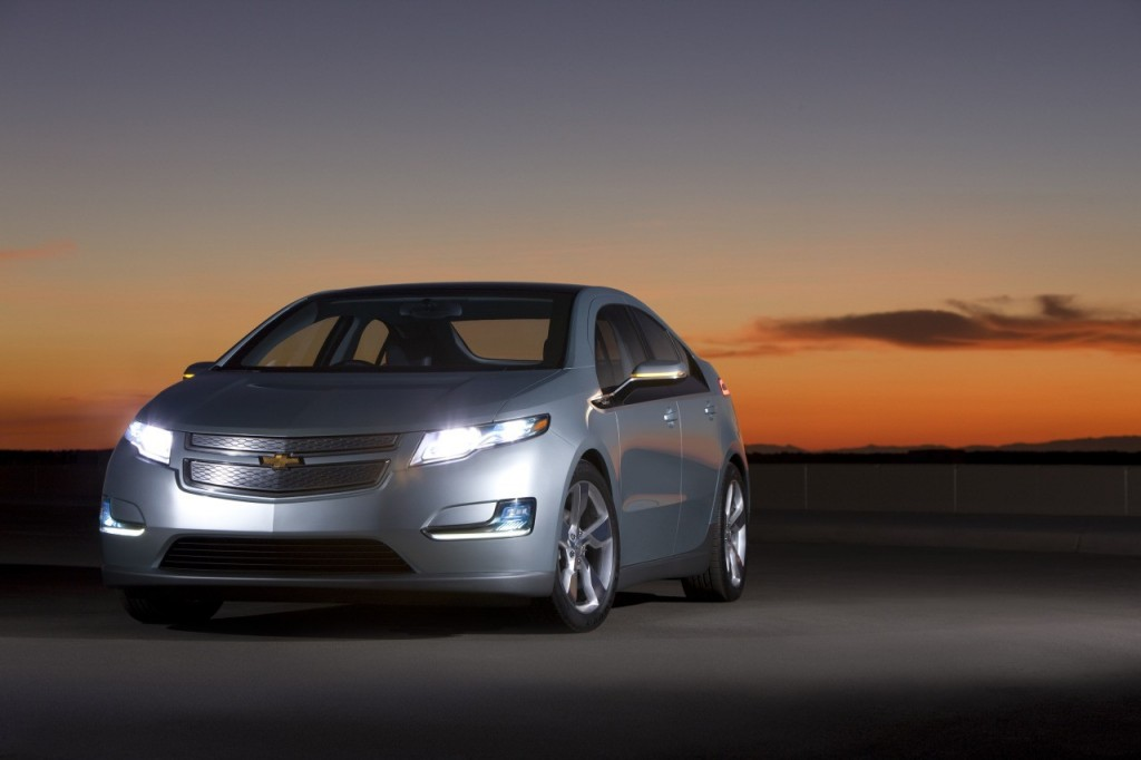 The 2001 Chevrolet Volt