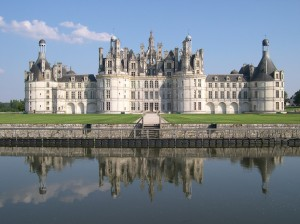 Loire Valley's Chateau de Chambord