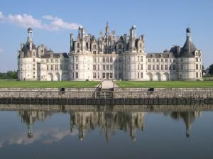 Loire Valley's Chateau de Chambord