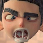 Final facial expression as seen in ParaNorman