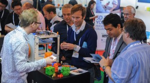 Visitors to TCT Live gain insight in to 3D Printing and Rapid Prototyping technologies