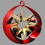 Starball Ornament